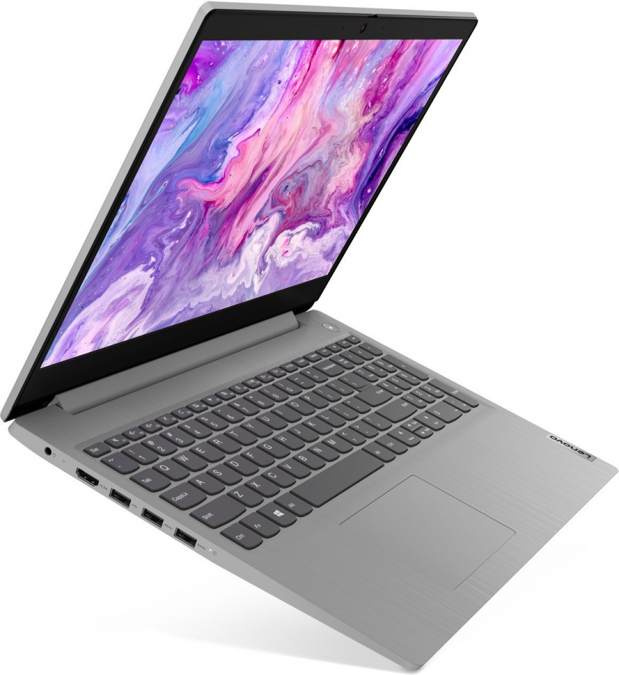 "Ноутбук Lenovo IdeaPad 3 15ARE05 81W40032RK (AMD Ryzen 3 4300U/2.7 GHz/8192 Mb/15.6""/Full HD/1920x1080/256 Gb SSD/DVD нет/AMD Radeon Graphics/OS)"
